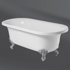 Gila Freestanding Acrylic Bathtub