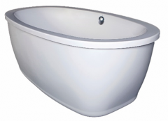 Colorado Freestanding Acrylic Bathtub