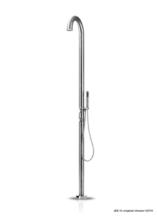 Thermostatic Shower W/Hand-Shower – Polished