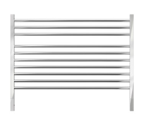 Quadro Q Straight Heated Towel Rail