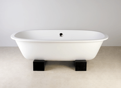 Zenith Freestanding Quartz Bath