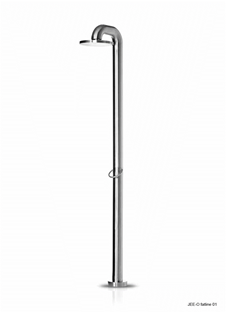 Fatline Freestanding Shower (Polished)