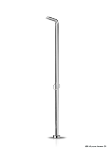 Pure Freestanding Shower (Polished)