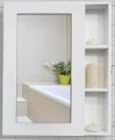 Montigo Mirror – White