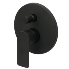 DUNE BLACK CONCEALED DIVERTER MIXER