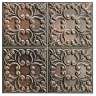 Tin Tile Copper
