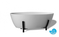 Essex Freestanding Bath with Stand
