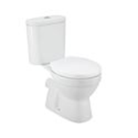 Opal Toilet Closed Couple
