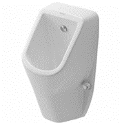 Duravit – D-Code Urinal Concealed Inlet